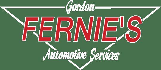 Gordon Fernies Logo